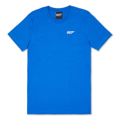Bond In The USA - Royal Blue T-Shirt
