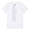 Bond In The USA - White T-Shirt