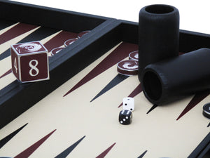 007 Bespoke Backgammon Set - Numbered Edition - By Geoffrey Parker