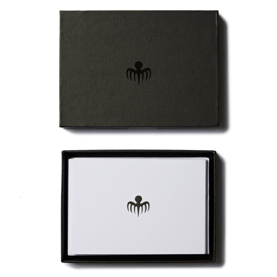 SPECTRE Symbol Notecard Set - No Time To Die Edition