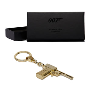 The Golden Gun Keyring