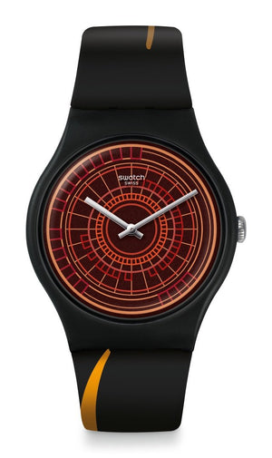 007 Swatch Watch - The World Is Not Enough Limited Edition (Pre-order)