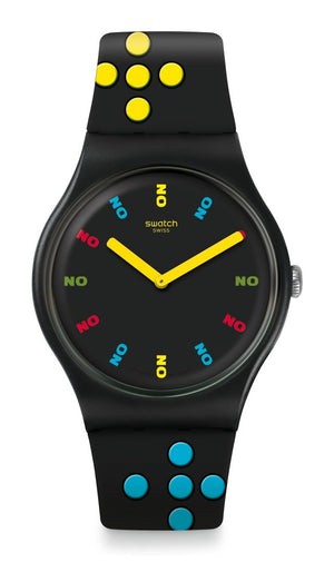007 Swatch Watch - Dr. No Limited Edition (Pre-order)