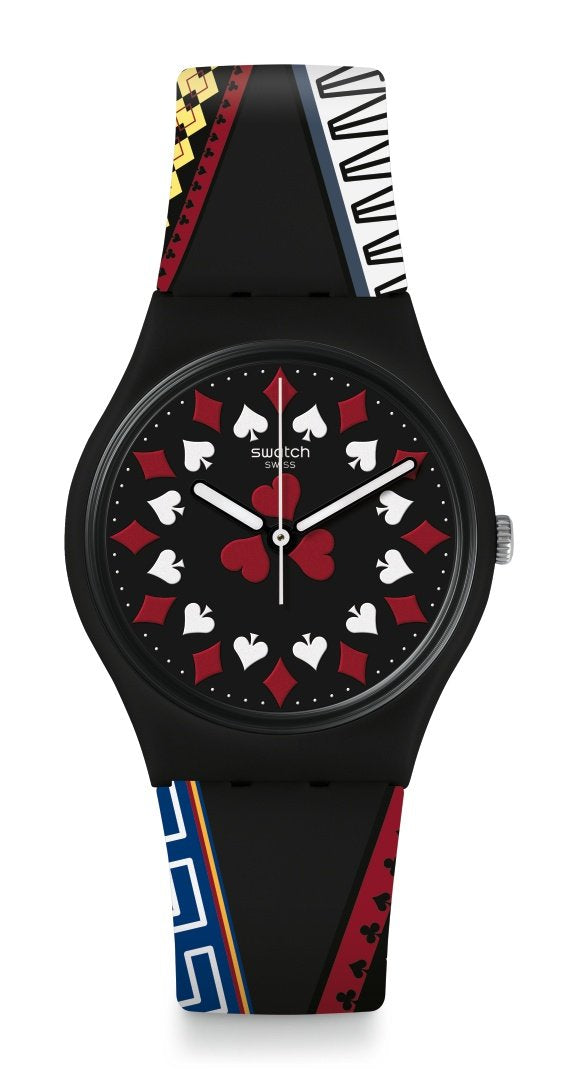 007 Swatch Watch - Casino Royale Limited Edition (Pre-order)