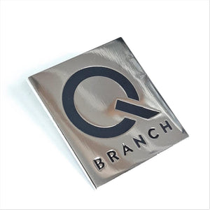 James Bond Q Branch Pin Badge