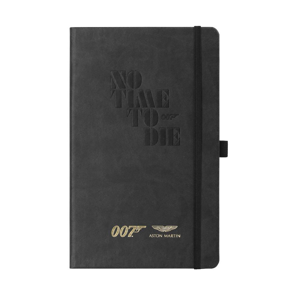 Aston Martin Notebook - No Time To Die Edition