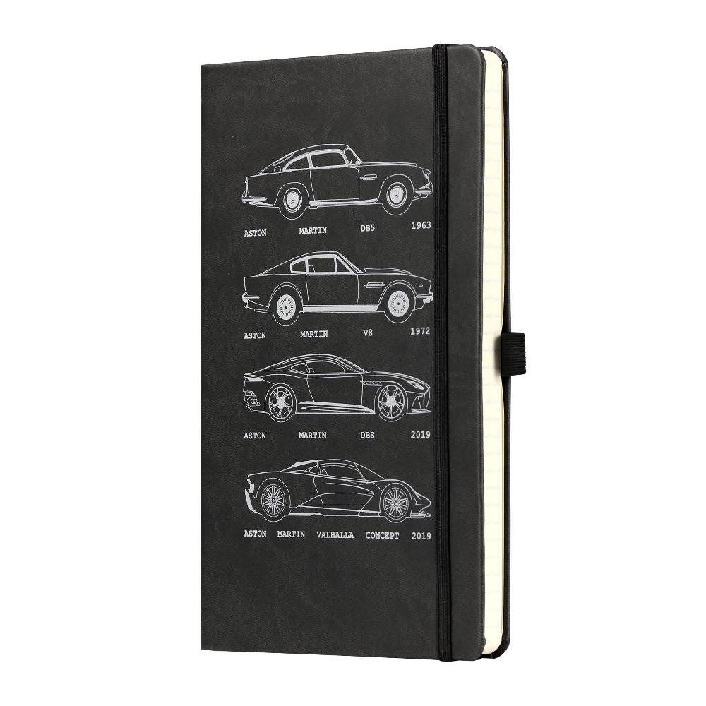 Aston Martin Blueprints Notebook - No Time To Die Edition