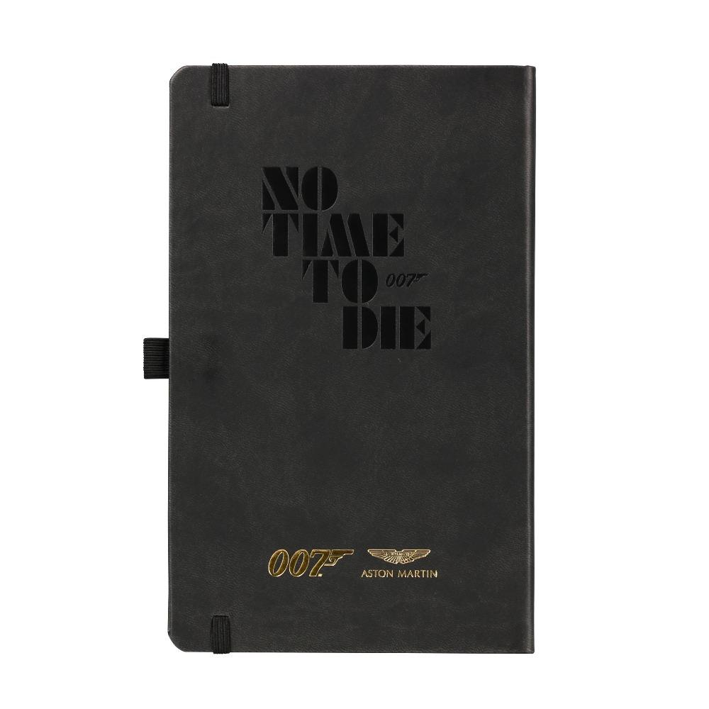 Aston Martin DB5 Notebook - No Time To Die Edition