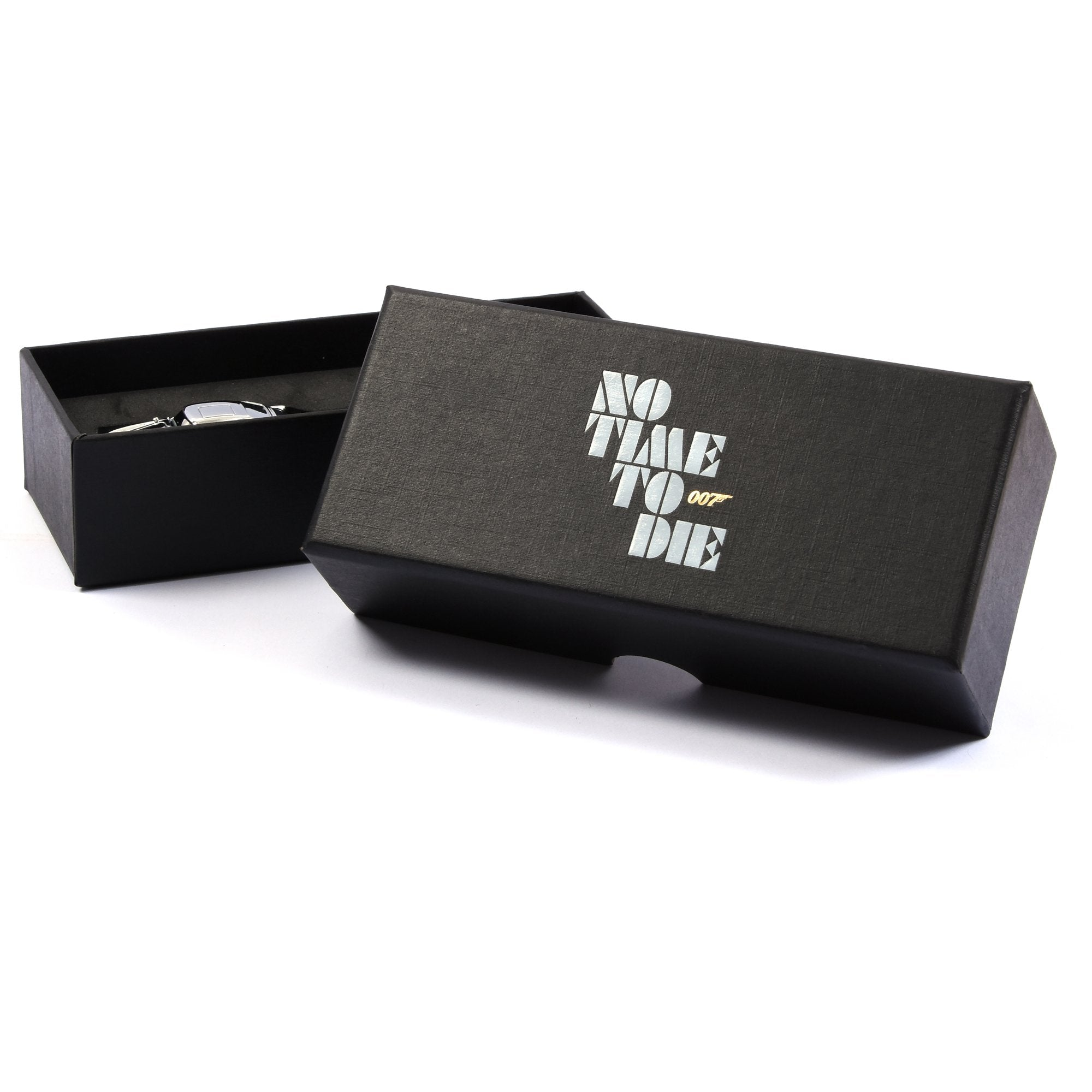 Aston Martin DB5 James Bond Keyring  - No Time To Die Edition