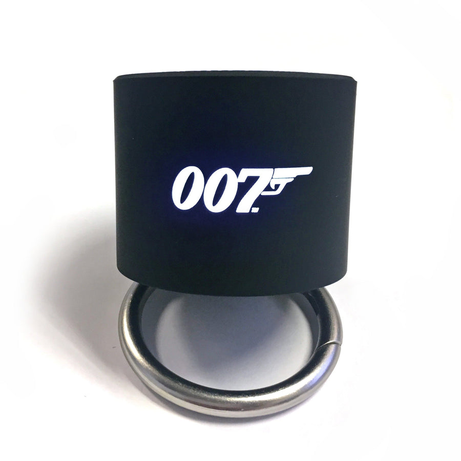 007 Wireless Bluetooth Speaker With LED Logo