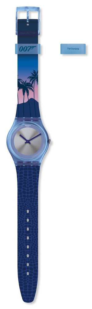 007 Swatch Watch - Licence To Kill Limited Edition