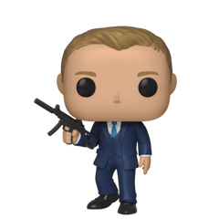 POP! VINYL JAMES BOND (FROM QUANTUM OF SOLACE) - PRE-ORDER