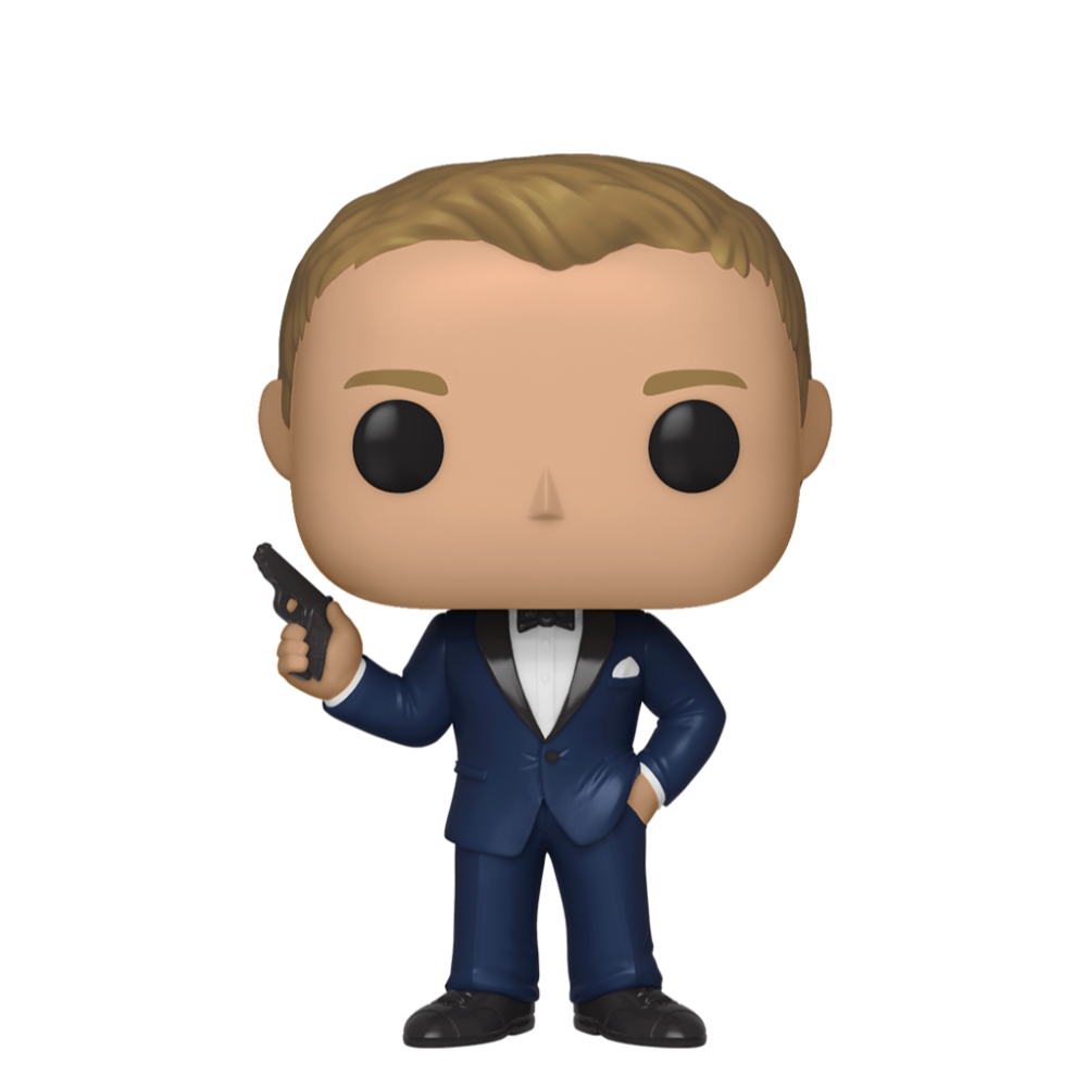 James Bond Pop! Figure - Casino Royale Edition - By Funko