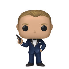 POP! VINYL JAMES BOND (FROM CASINO ROYALE) - PRE-ORDER