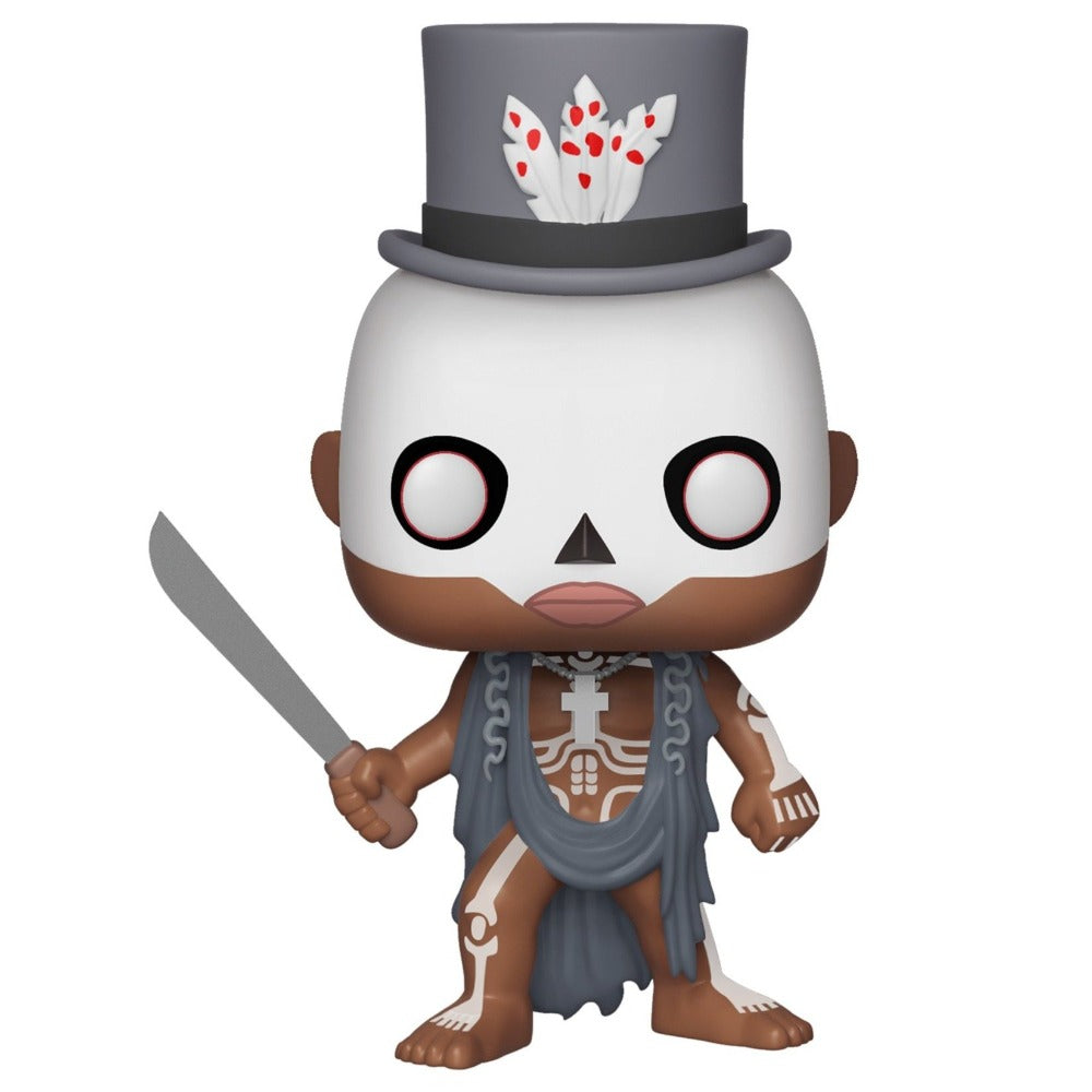 Baron Samedi Pop! Figure By Funko