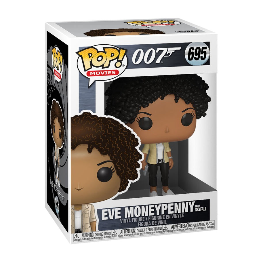 Moneypenny Pop! Figure - Skyfall Edition - By Funko