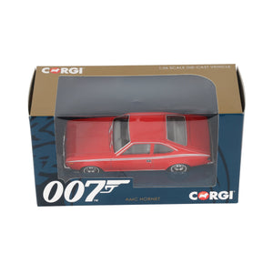 James Bond AMC Hornet Model Car - The Man With The Golden Gun Edition - By Corgi