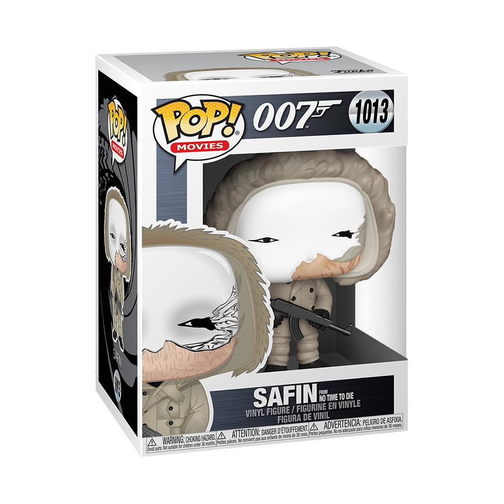 Safin Pop! Figure - No Time To Die Edition - By Funko