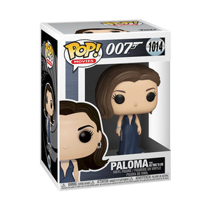 Paloma Pop! Figure - No Time To Die Edition - By Funko (Pre-order)