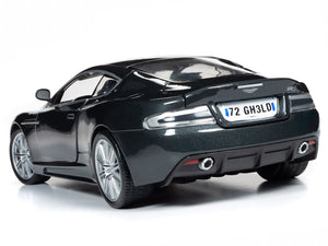James Bond Aston Martin DBS V12 Model Car - Quantum of Solace Edition - By Round 2