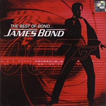 BEST OF BOND ... JAMES BOND CD (UNIVERSAL)