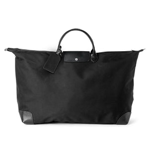 007 Leather-trimmed Weekend Bag - No Time To Die Edition