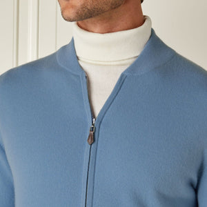 Cashmere Roll Neck Sweater - On Her Majesty's Secret Service Edition - By N.Peal