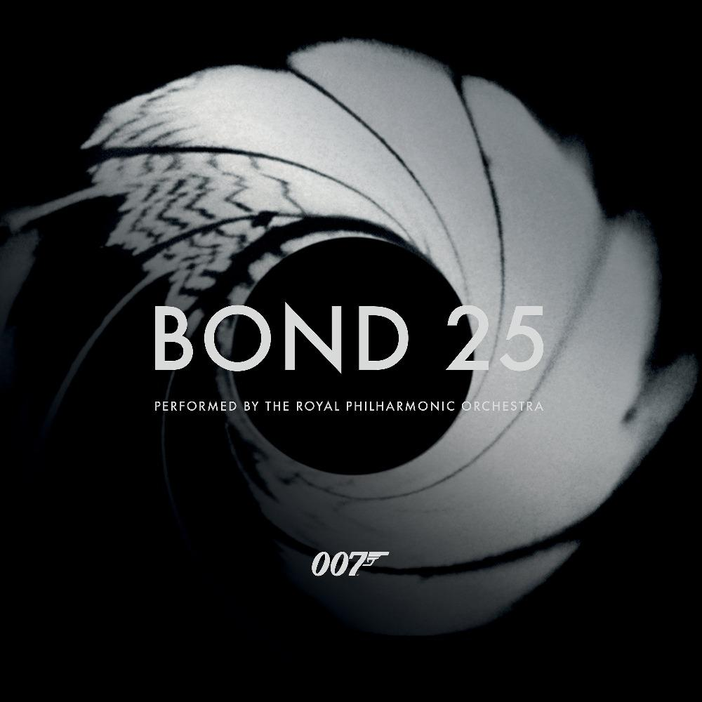 Bond 25 CD - Performed By The Royal Philharmonic Orchestra (Pre-order)