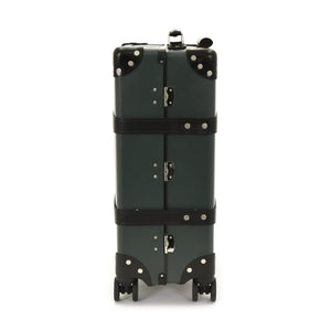 007 Vulcanised Fibreboard Carry-on Trolley Case - By Globe-Trotter