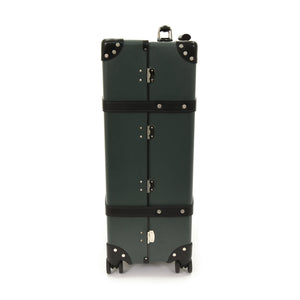 007 Vulcanised Fibreboard Check-In Trolley Case - by Globe-Trotter
