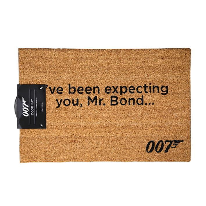 James Bond Doormat