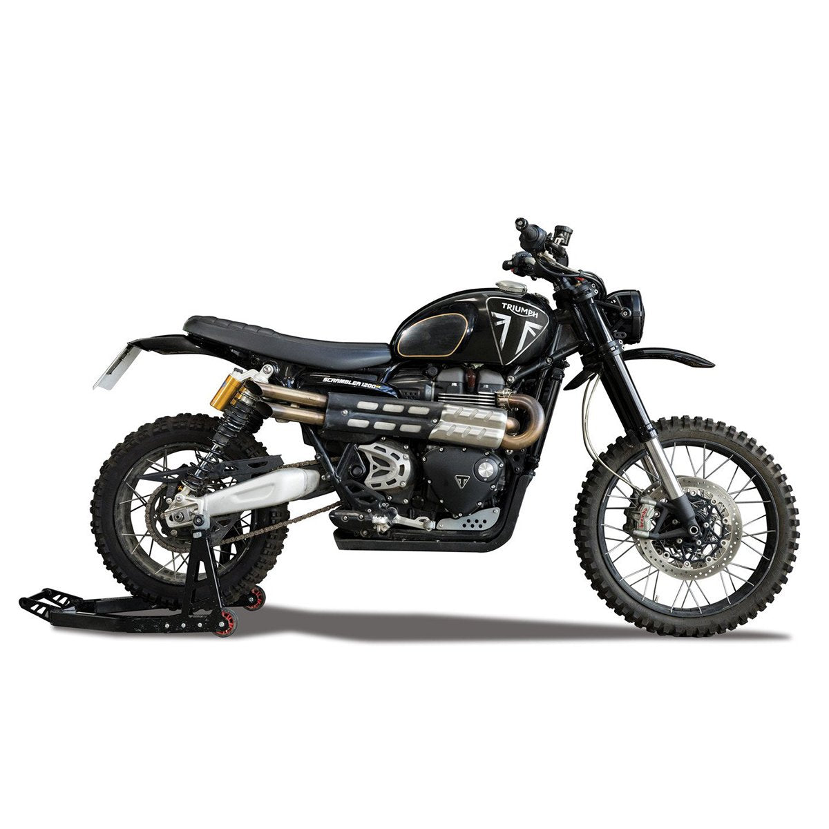 James Bond Triumph Scrambler 1200 - No Time To Die Edition - By Corgi (Pre-order)