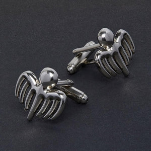 SPECTRE Symbol Silver-plated Cufflinks