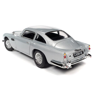 James Bond Aston Martin DB5 Model Car - No Time To Die Edition - By Round 2 (Pre-order)