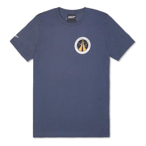 Drax Enterprise Corporation Dark Grey T-shirt - Moonraker Edition