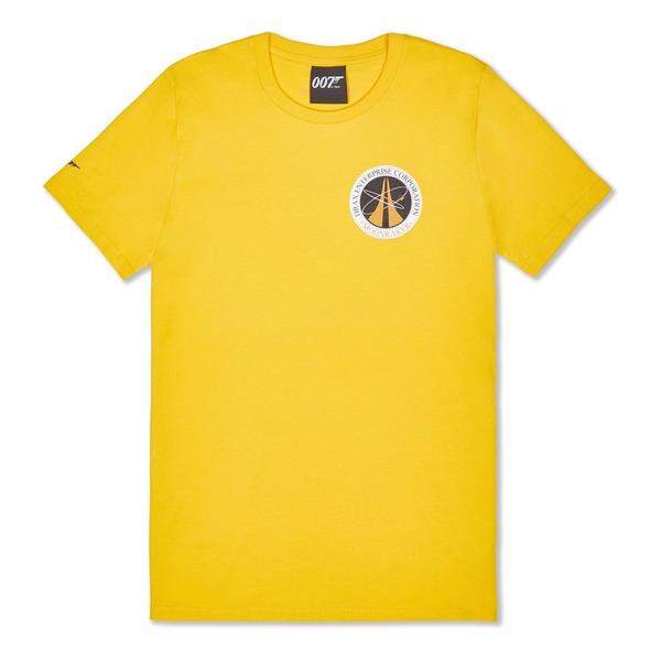 Drax Enterprise Corporation Spectra Yellow T-shirt - Moonraker Edition