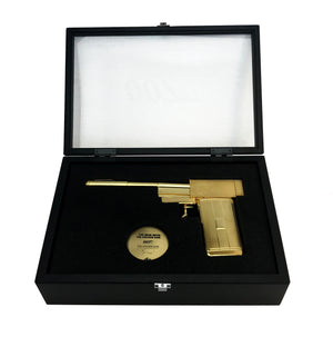 Scaramanga's 24 CT Golden Gun - Numbered Edition (Pre-order)