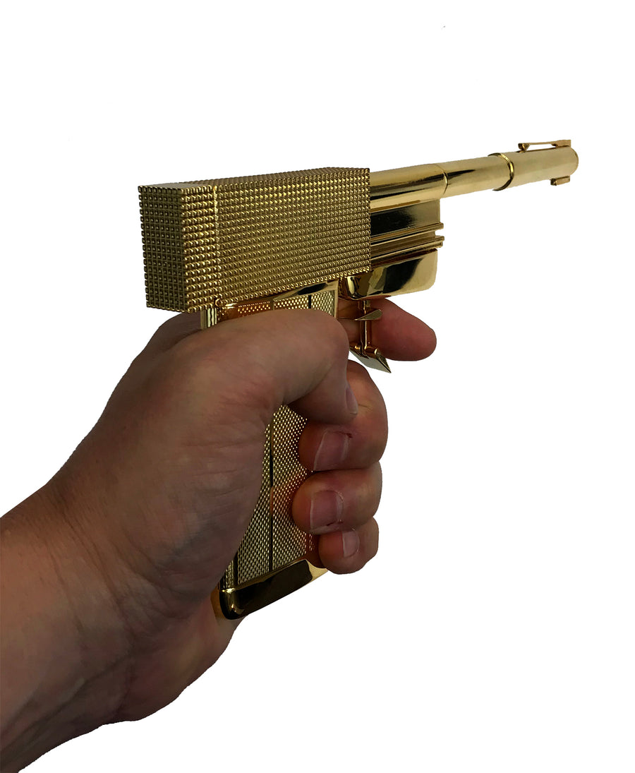 Scaramanga's Golden Gun - 24ct Gold Pre-order Numbered Edition