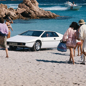 Lotus Esprit Submarine Keyring - The Spy Who Loved Me Edition
