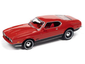 James Bond 1971 Ford Mustang Mach 1 - Diamonds Are Forever Edition - By Johnny Lightning