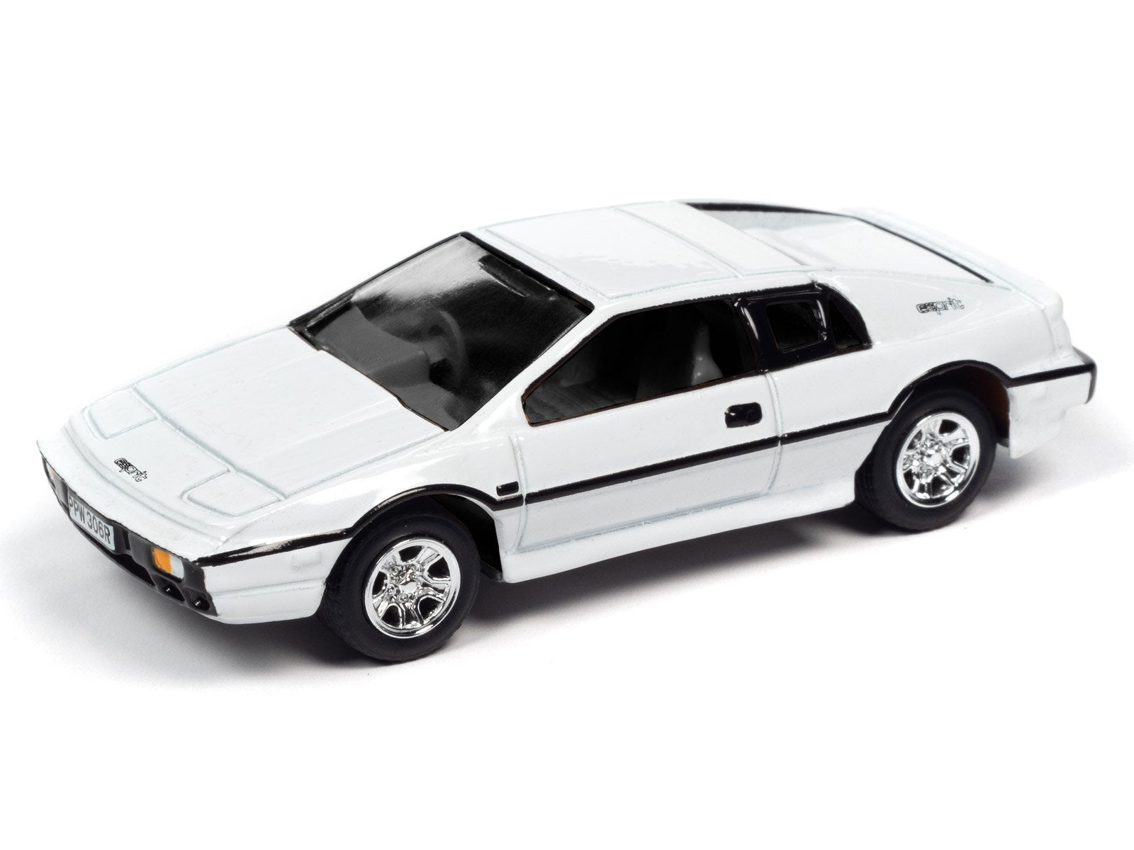 James Bond Lotus Esprit - The Spy Who Loved Me Edition - By Johnny Lightning