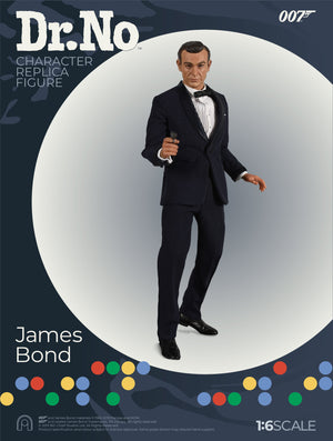James Bond 1:6 Scale Figure - Dr. No Limited Edition - By Big Chief (Pre-order)