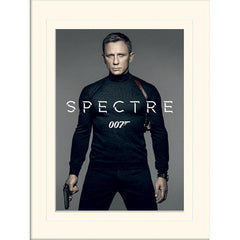 SPECTRE (COLOUR) 30 x 40CM MOUNTED PRINT