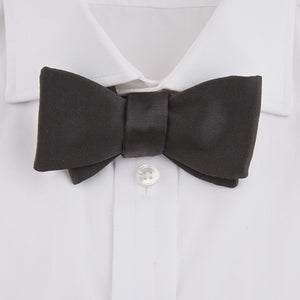 Casino Royale Silk Bow Tie - By Turnbull & Asser