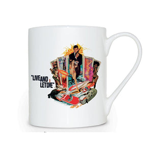 Live And Let Die Bone China Mug