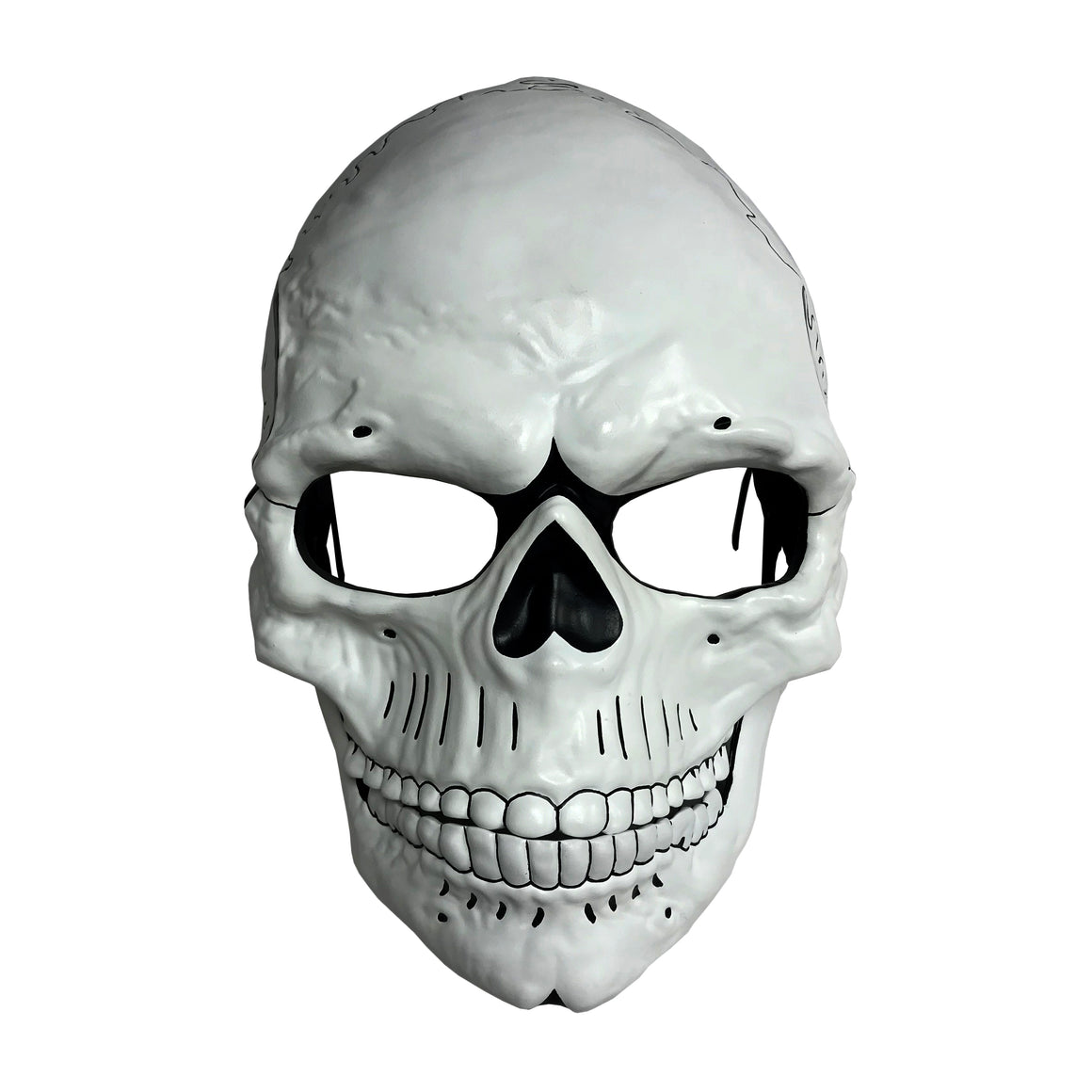 Day of the Dead Skull Mask - Spectre Numbered Edition