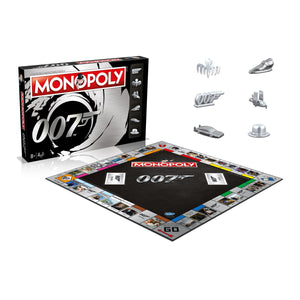 James Bond 007 Monopoly - 2020 Edition (Pre-order)