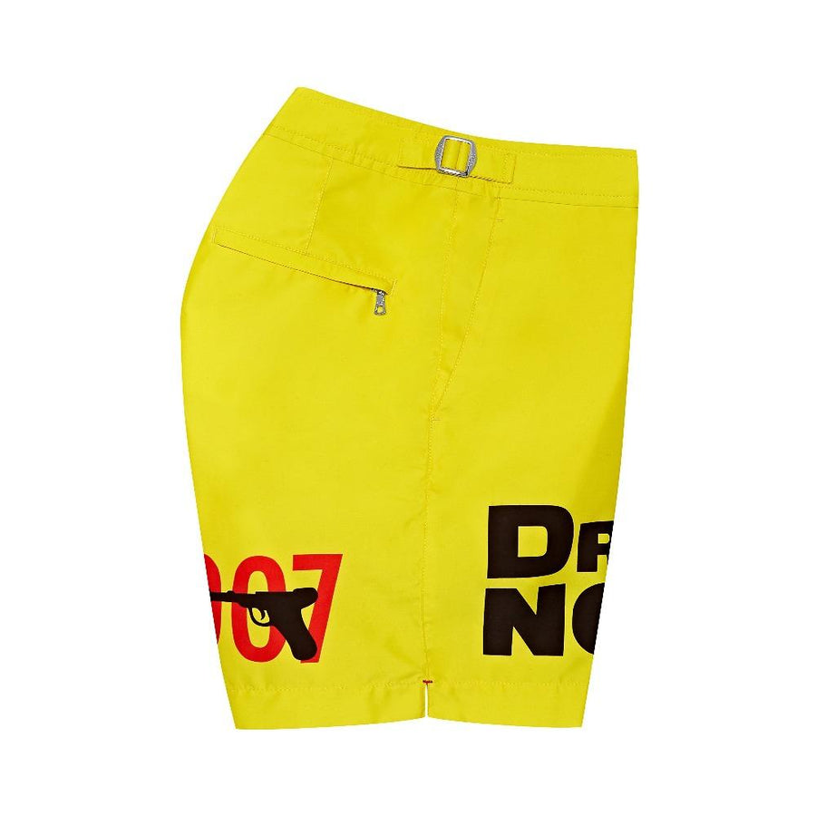 Dr. No Graphic Bulldog Swim Shorts By Orlebar Brown