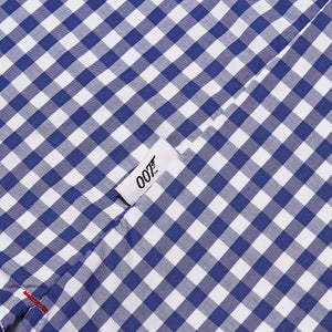 Gingham Shirt - Thunderball Edition - By Orlebar Brown