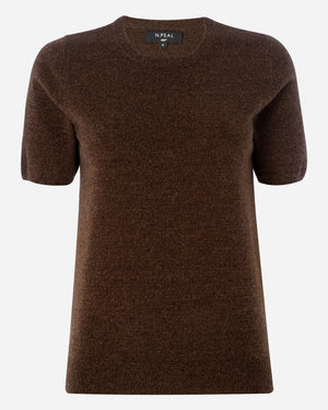 Women's Cashmere T-shirt - Madeleine Swann Edition - By N. Peal